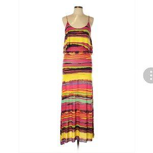 Love In casual maxi dress